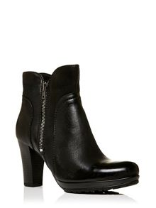 Moda in Pelle Upload smart everyday high heeled ankle boots