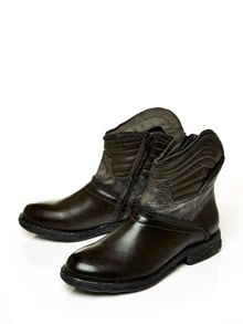 Moda in Pelle Ultima casual ankle boots