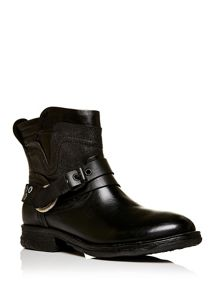 Moda in Pelle Ultimo casual ankle boots