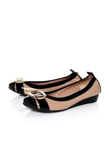 Moda in Pelle Edinas ballerina shoes