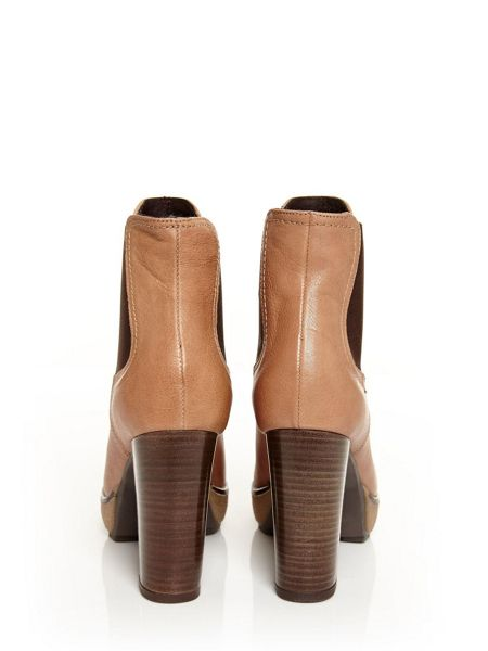 Moda in Pelle Lupo chelsea boots