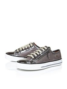 Moda in Pelle Fianntas lace up trainers
