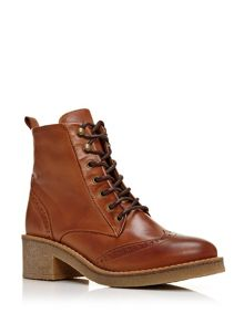 Moda in Pelle Abelie lace up boots