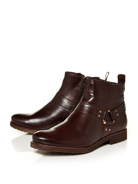 Moda in Pelle Casias ankle boots