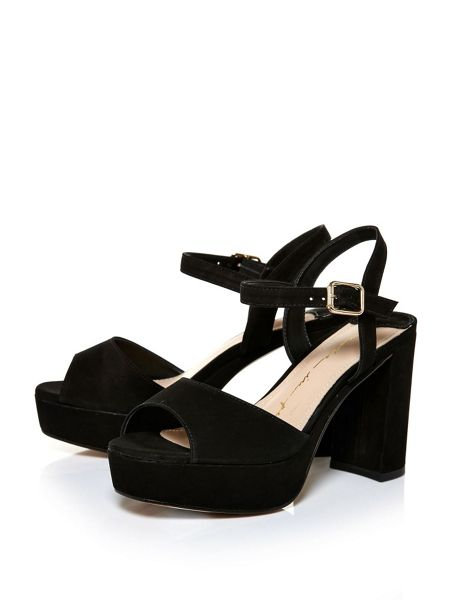 Moda in Pelle Luvello block heel platform sandals
