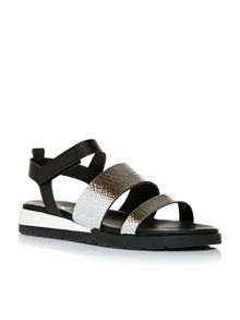 Moda in Pelle Nellas sporty sandals