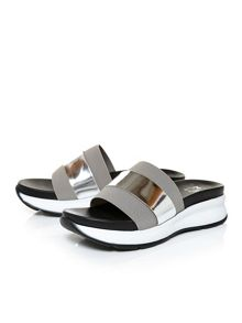 Moda in Pelle Proma elastic sliders
