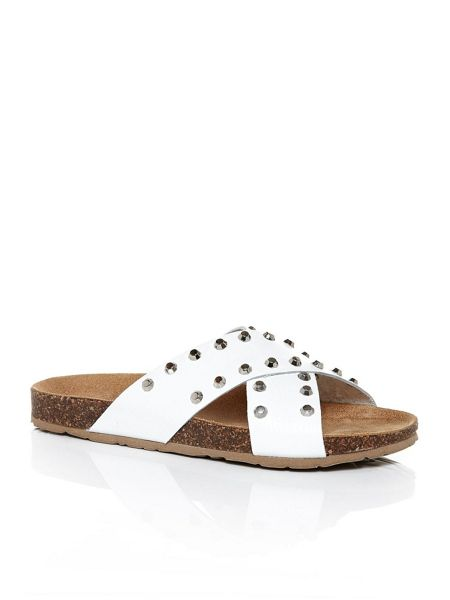 Moda in Pelle Naiomi crossover sandals