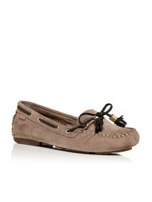 Moda in Pelle Agazio casual flat pumps