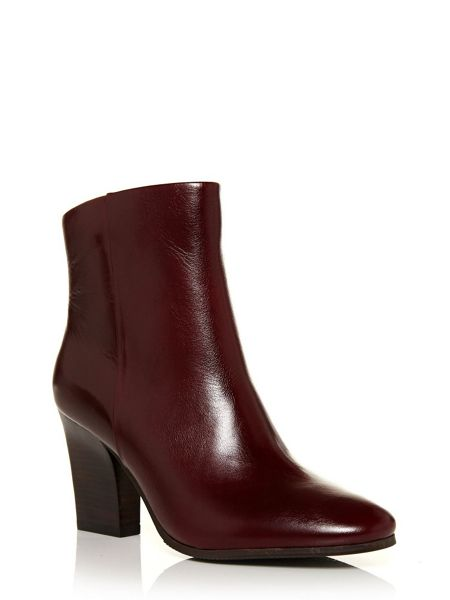Moda in Pelle Macina ankle boots