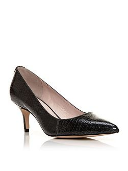 Cambria court shoes pointed toe court shoes