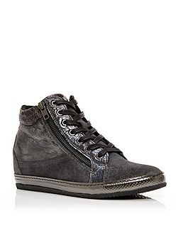Fontro lace up trainers