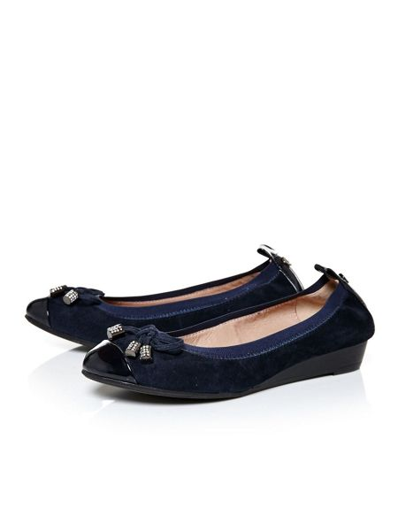 Moda in Pelle Feola ballerina shoes