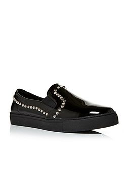 Asten slip on trainers
