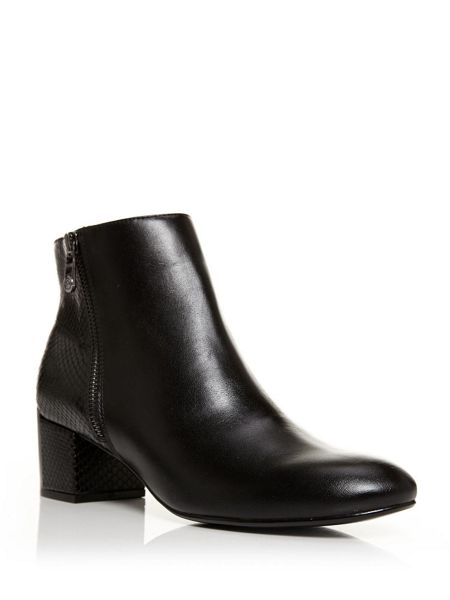 Moda in Pelle Marelli ankle boots
