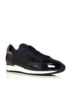 Appia lace up trainers