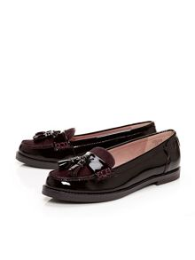 Moda in Pelle Foalette ballerina shoes