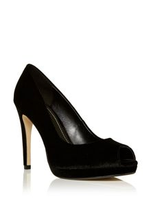 Moda in Pelle Kareeni very high occasion shoes