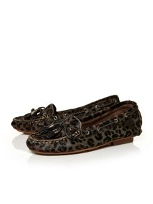 Moda in Pelle Agazia moccasin shoes