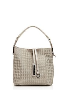 Moda in Pelle Perezabag casual handbag