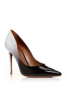Moda in Pelle Cristina very high smart shoes