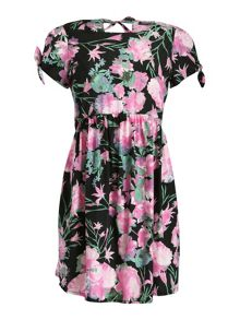 Pussycat Floral Print Dress