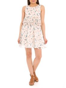 Pussycat Floral print flare dress