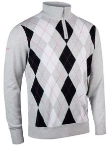 Glenmuir Eliot half zip jumper