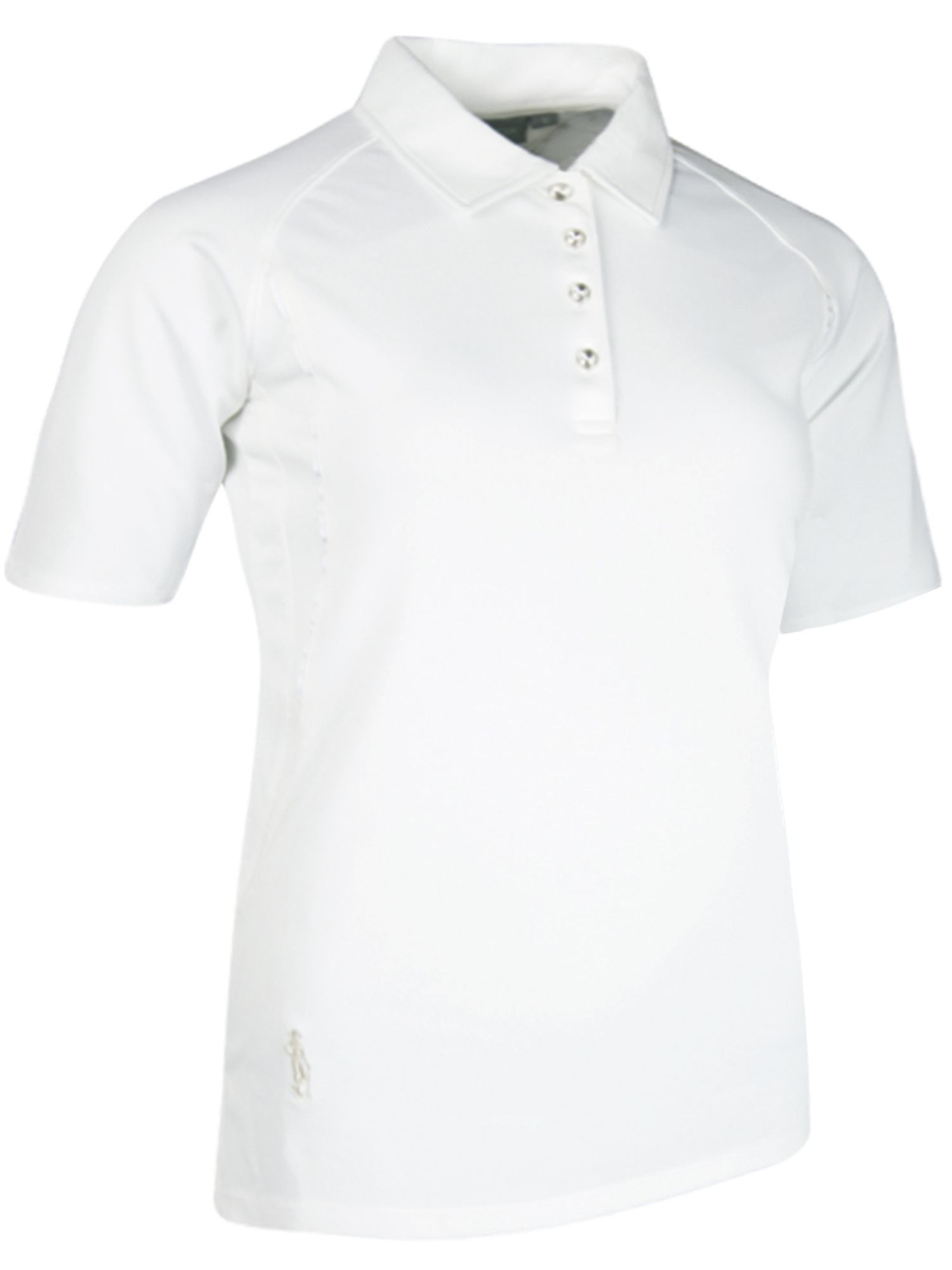 Glenmuir Renee Polo, White