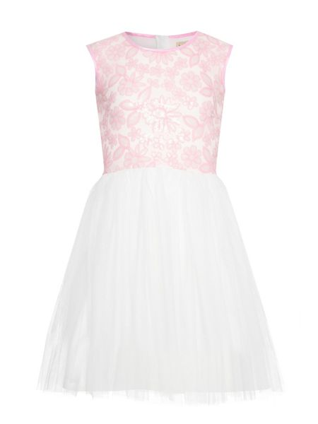 Yumi Girls Girls Sequin Embellished Party Dress