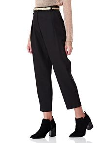 Yumi Causal Trousers With Belt
