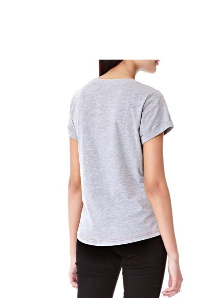 Yumi Jersey T-Shirt With Owl Print