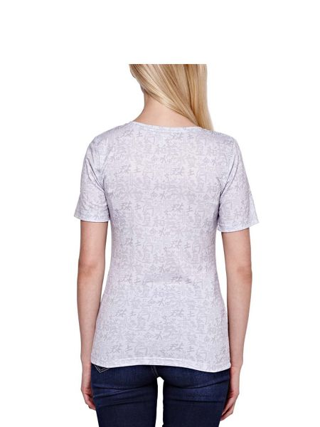 Yumi T-Shirt With Geisha Print