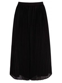 Yumi Midi Skirt With Pleats