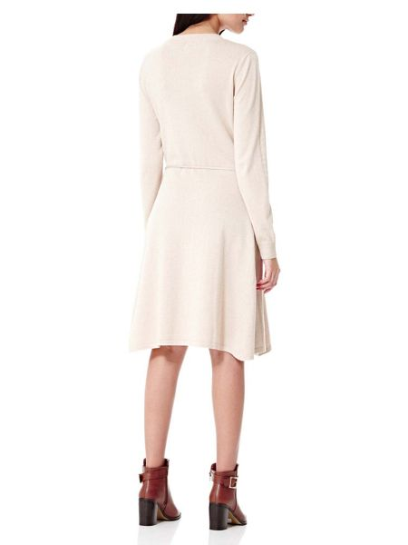 Yumi Lurex Knit Skater Dress