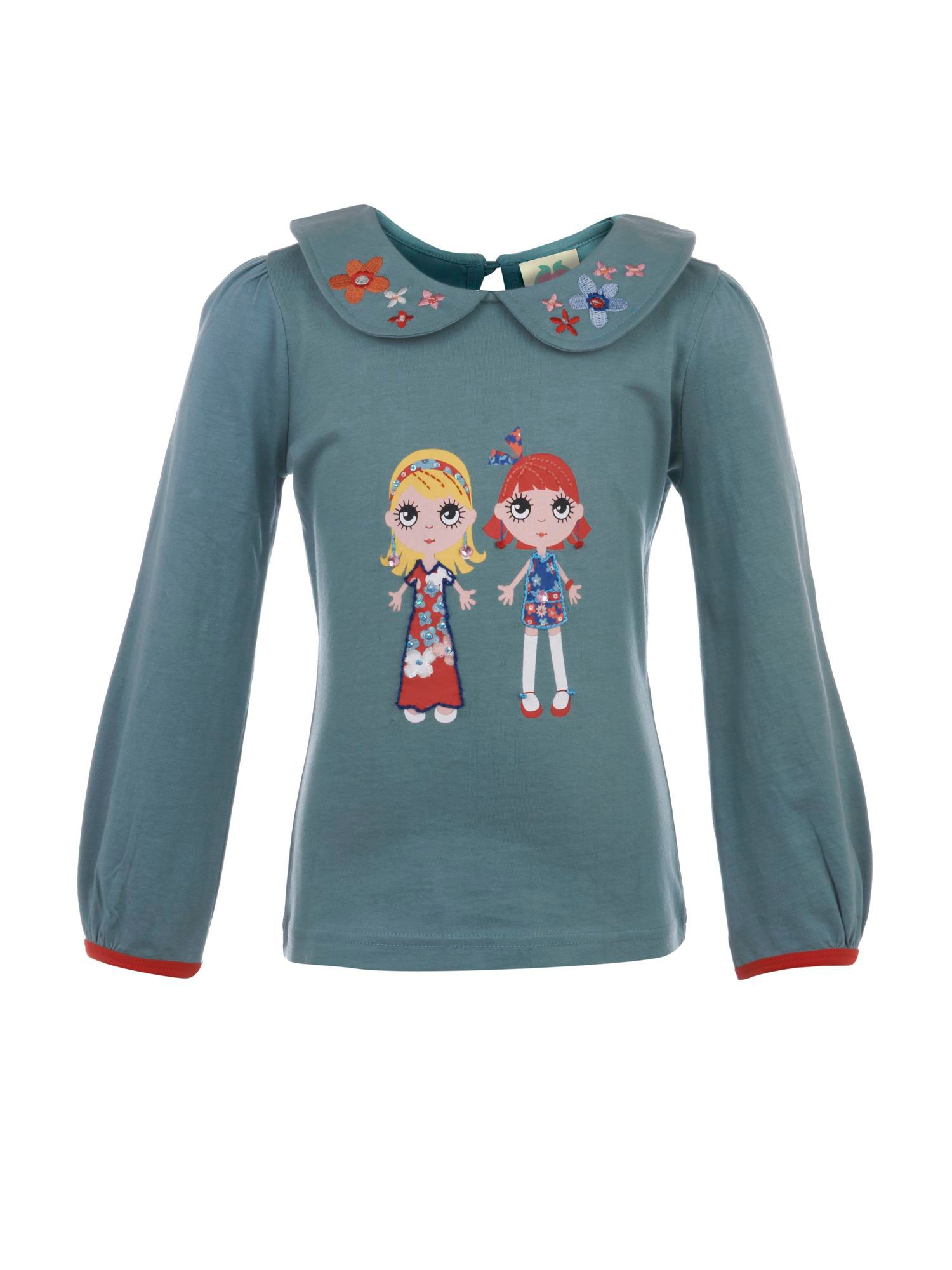Girl`s dolly top