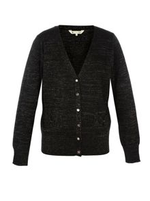 Girl`s sparkle cardigan