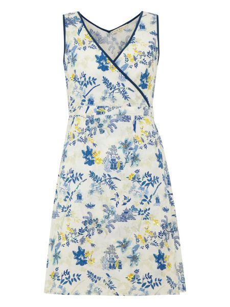Uttam Boutique Willow wrap dress