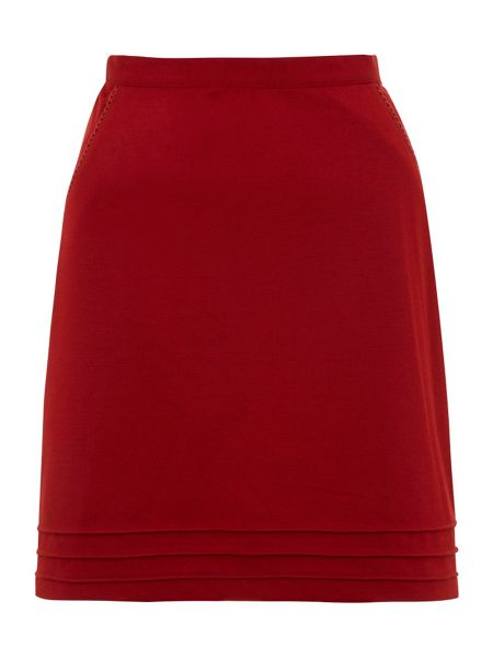 Uttam Boutique Ponte pencil skirt