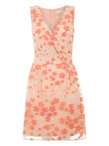 Uttam Boutique Cherry blossom dress