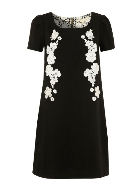 Yumi Lace applique dress