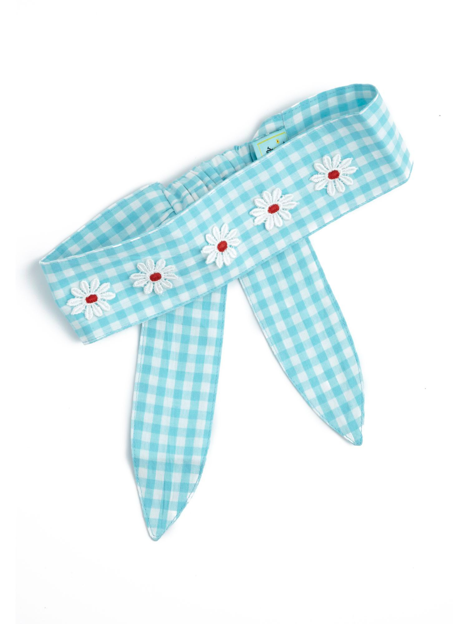Girl`s daisy headband