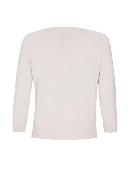 Yumi Lace front jumper