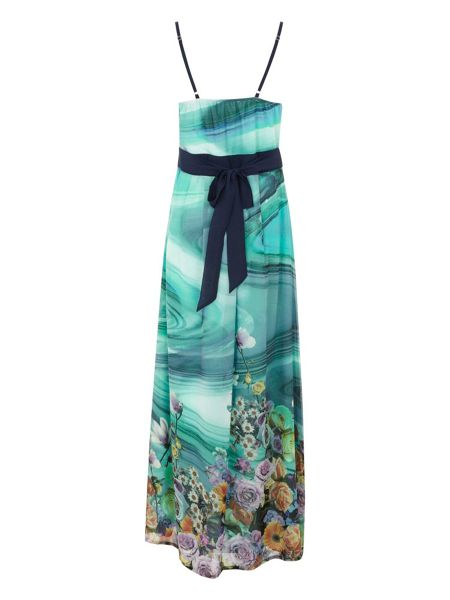 Uttam Boutique Floral print maxi dress