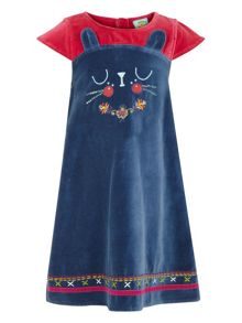 Girls cat tunic