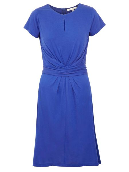 Uttam Boutique Cross Over Jersey Dress