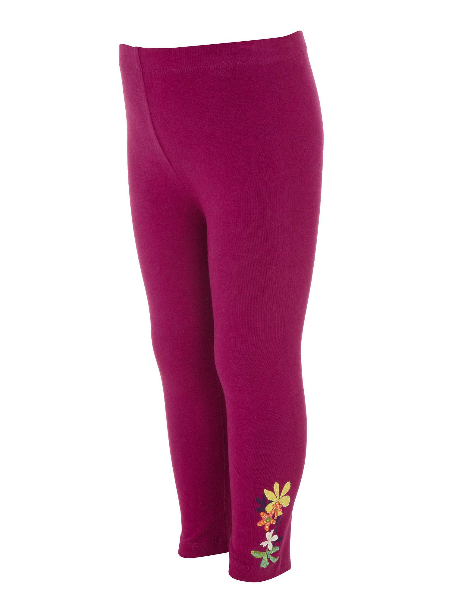 Girl`s rainforest legging