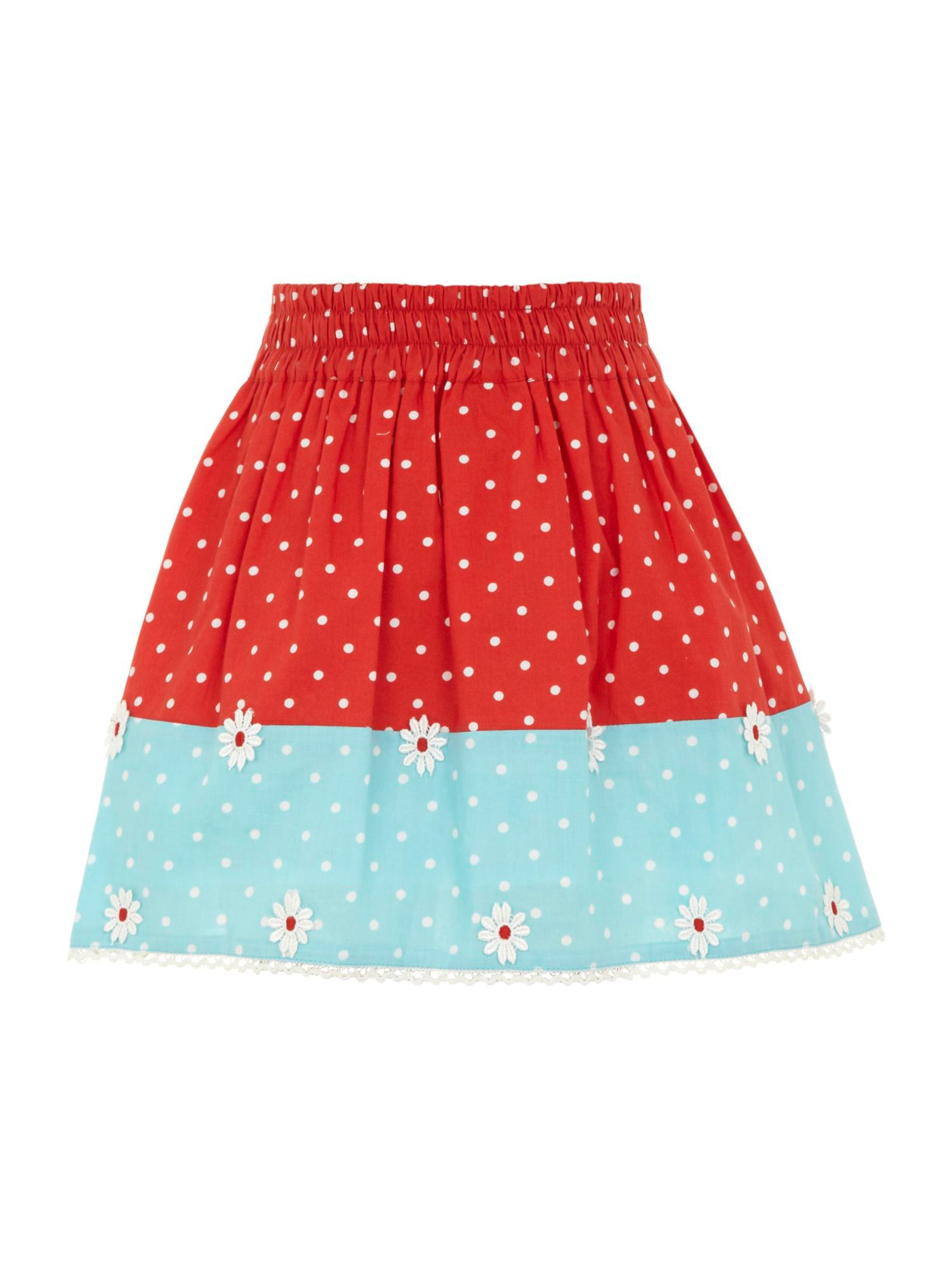 Girl`s daisy skirt