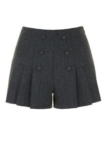 The Need For Tweed Shorts