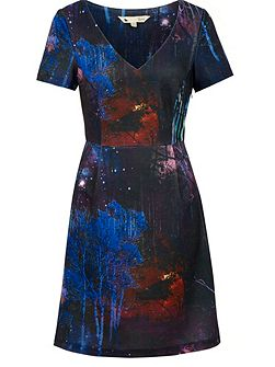 Starlight Tree Dress